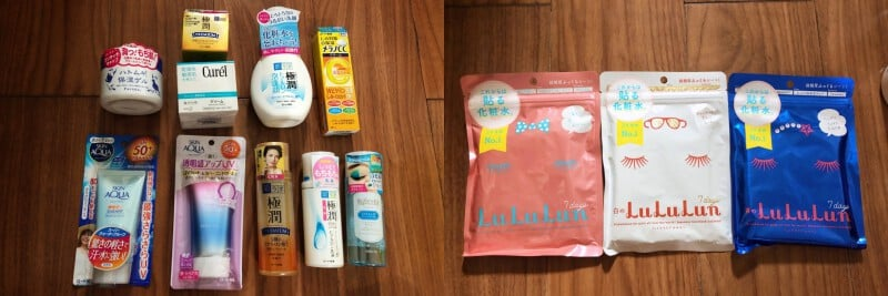 The Roundup - Tokyo Beauty, Skincare, and Everything Else Haul