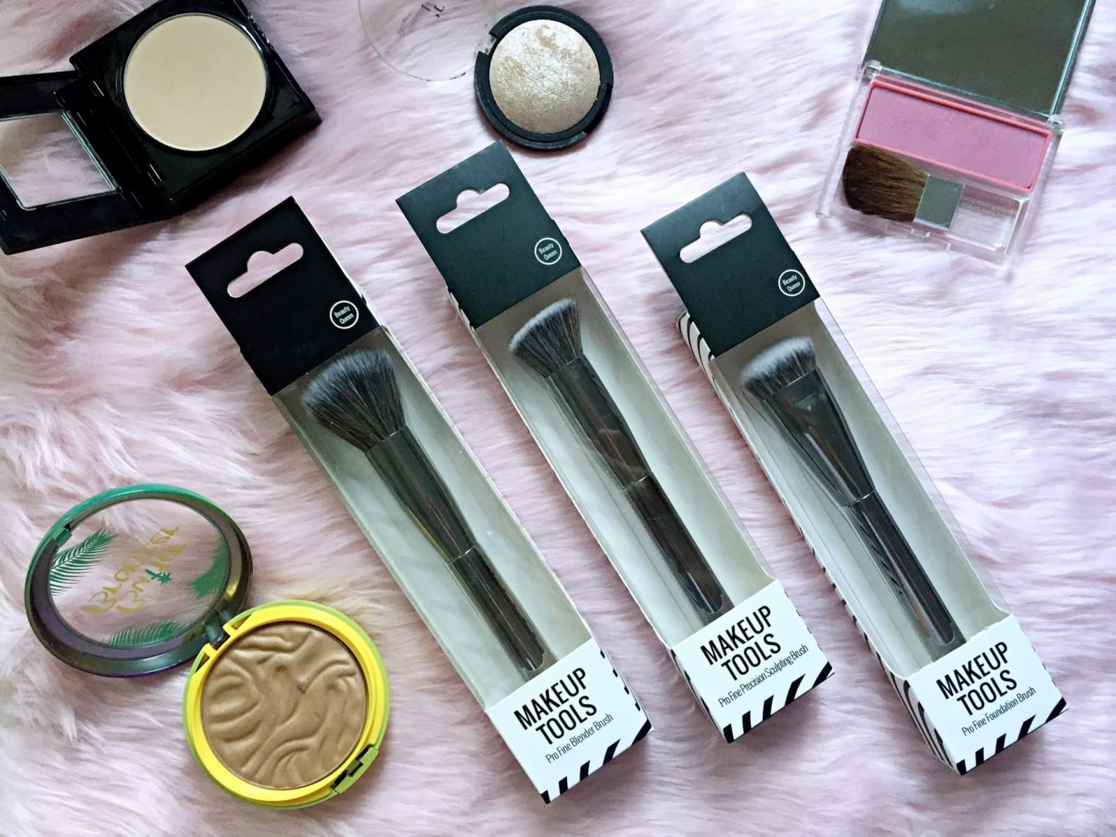Miniso Beauty Queen Brushes | REVIEW